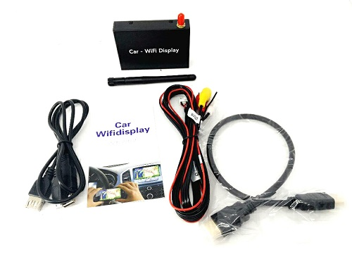 VCAN1245 Universal WIFI Wirelss MirrorLink BOX with CVBS and HDMI output