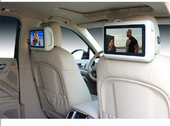 VCAN1361 9inch Android Car rearview Headrest Monitor with high cost-effectiveness