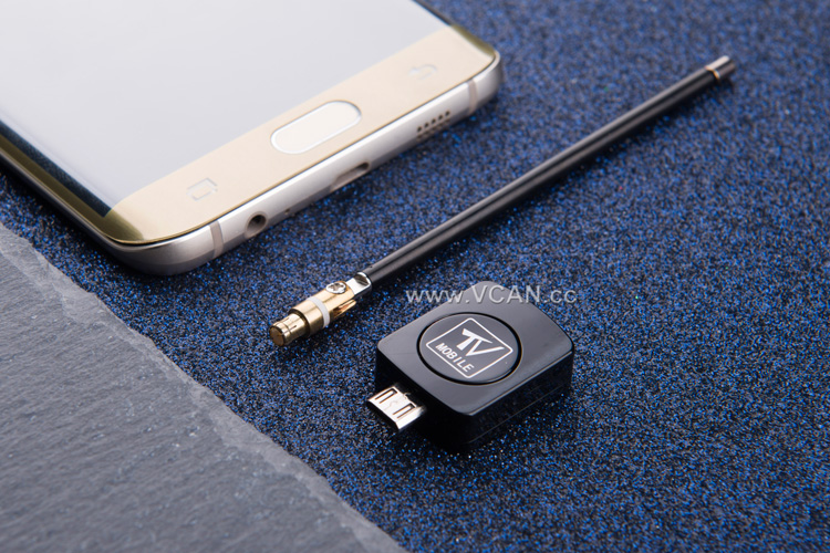 VCAN1207 DVB-T micro usb android tv dongle