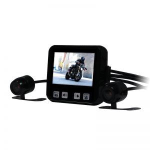 Camera  for motorcycle With GPS Track