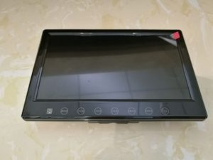 7 inch HDMI touch monitor with USB
