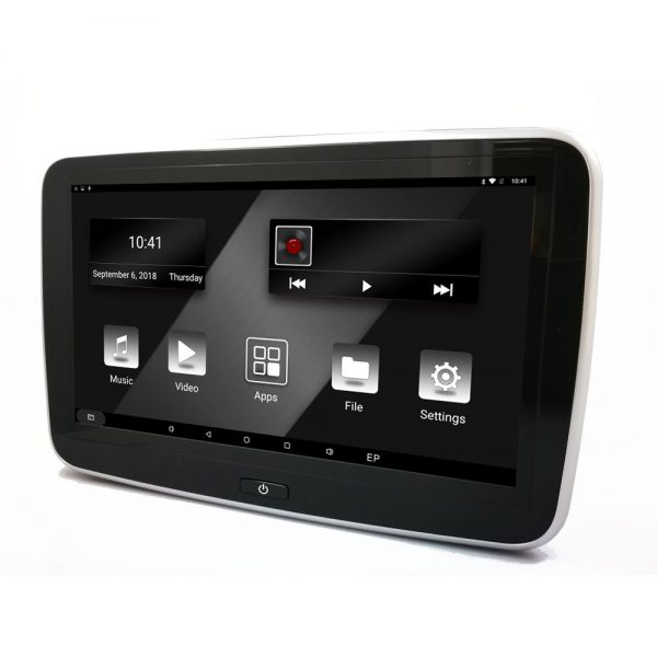 Selling Points 10.1 inch Touch Screen HD monitor, 1366 * 768 Wifi, Bluetooth, FM transmitter Install More APP Music Movie Player