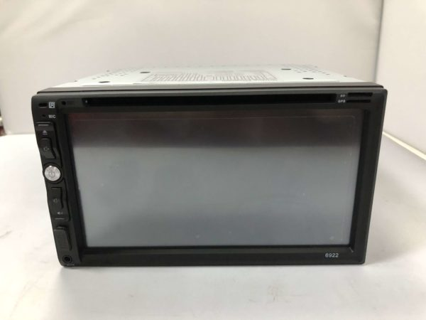 VCAN1557 6.95inch 2Din GPS,DVD,USB,SD,AM,FM,BLUETOOTH,AUX IN,REAR VIEW,Support 1080P video