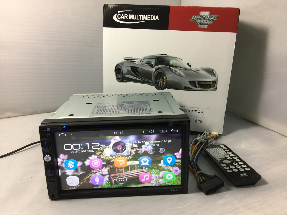 VCAN1504 android car dvd player